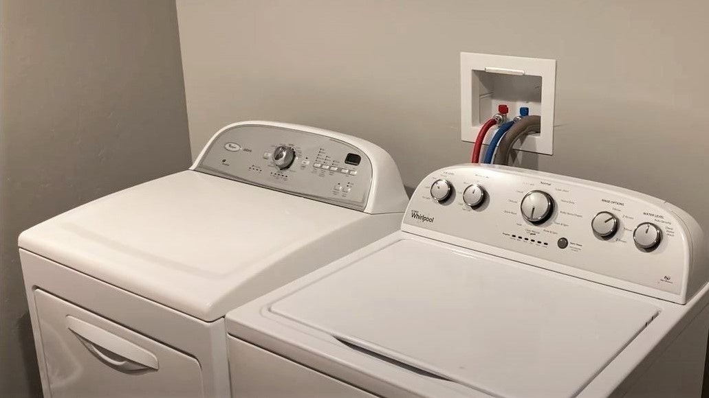 How To Hook Up A Washer And Dryer DIY Installation Guide
